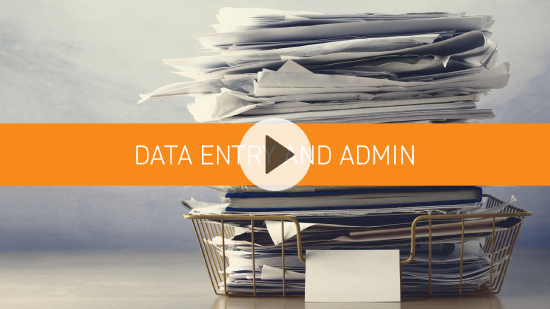 Data Entry and Admin